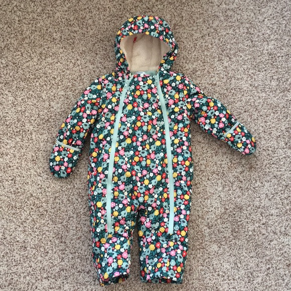3028b7d3f Mini Boden Jackets & Coats | Baby Boden Toddler Girl Snowsuit | Poshmark